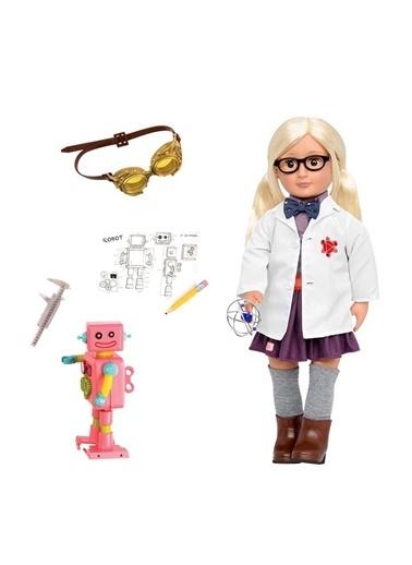 Our Generation Our Generation Bilim İnsanı Oyuncak Bebek 46 cm Renkli